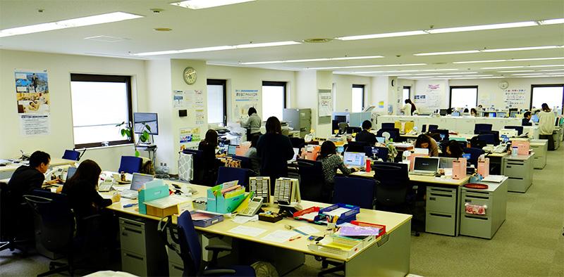 函館支社オフィス