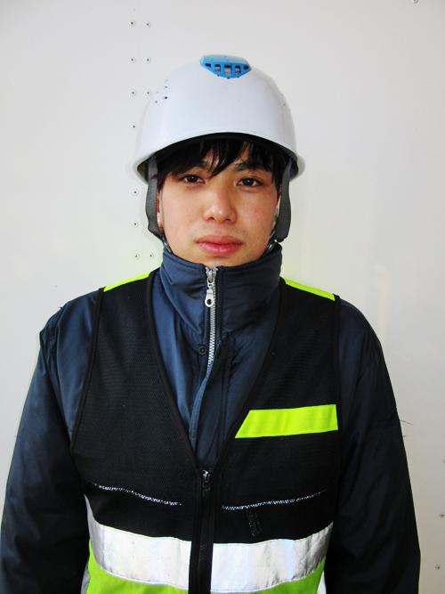 グランドハンドリング部(2019年入社)