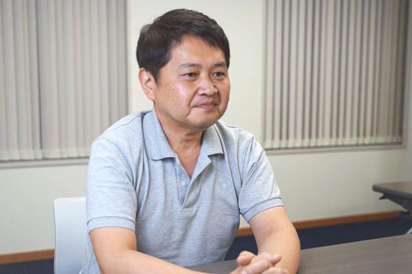 アクロクレイン代表取締役 須田誠