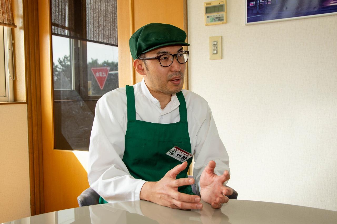 竹田亘さん<br>(2020年6月入社)