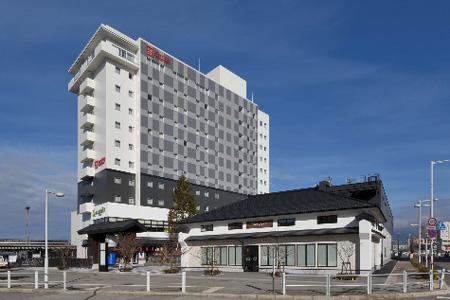 当社設計実績例:複合商業施設『ハコビバ』<br>(函館市)