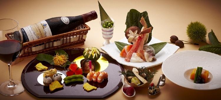 北海道の海の幸、山の幸を活かした創作料理