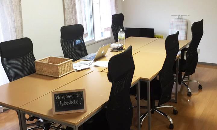 スタートしたばかりの当社にはアナタの席があります!