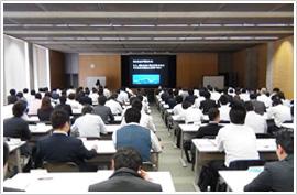 """東京海上日動の代理店スタッフ向け研修は、充実した内容です→ <A Href=""""http://www.tokiomarine-nichido.co.jp/company/recruit/ip/training/"""">詳しくはこちら</A>"""