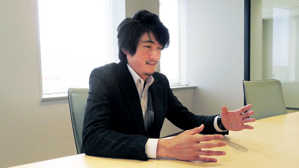 函館ラボ センター長 上田直人