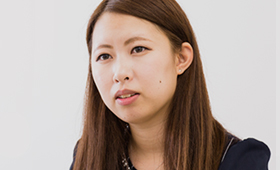安全性解析/澤田美穂(2015年入社)