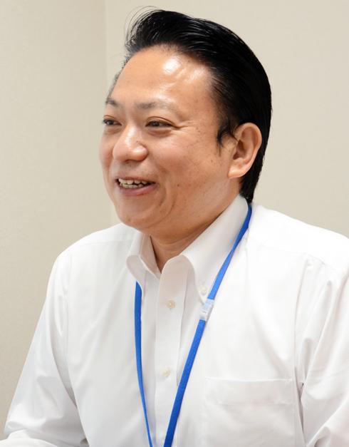 稲實宏治(支店長)