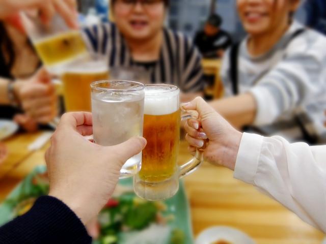 年末には「函館大庚会」「大庚会」合同で忘年会を開催