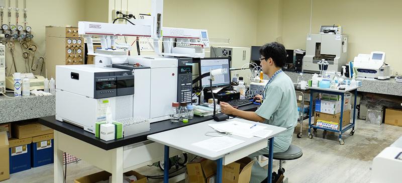 機器分析室