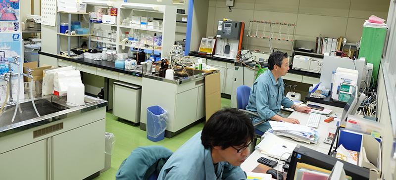 水産加工試験室