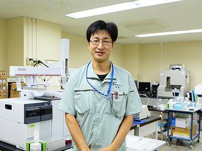 研究員(入社10年)