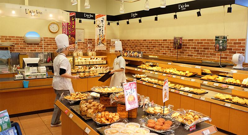 函館市・北斗市で6店舗展開する「レフボン」